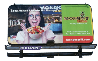 Mongo's Grill Agency of Record